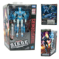 Transformers War For Cybertron Siege Voyager Class Action Figure Hasbro Toy WFC
