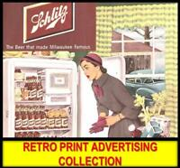 5,000 Vintage ADVERTISING PRINTS & EPHEMERA DVD Clipart Pictures Photos Posters