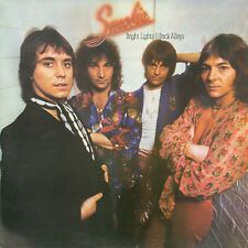 "SMOKIE BRIGHT LIGHTS AND BACK ALLEYS VINYL LP 12"" w/INNER"