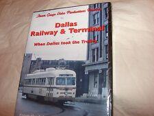 Dallas Railway & Terminal Co  78 Min DVD Movie of Dallas Trolley Cars