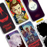 Fundas Stranger Things Serie Netflix Eleven Iphone X, 5/5S,6/6S,6+/6S+,7/7+,8/8+