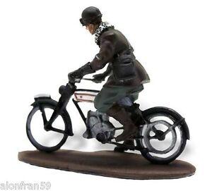 LEAD SOLDIERS MOTORCYCLE -regio essercito italiano 1915 Ruger 1915 -SMI005