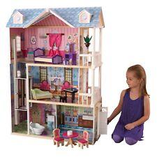 My Dreamy Dollhouse with 14-Piece Accessory Set by KidKraft