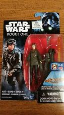 "STAR WARS MINI ACTION FIGURES ""SERGEANT JYN ERSO"" NEW IN PACKAGE SEE PHOTOS& DES"