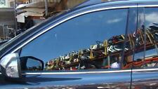 VOLVO XC90 LEFT FRONT DOOR WINDOW/ GLASS, WAGON 07/03- 14