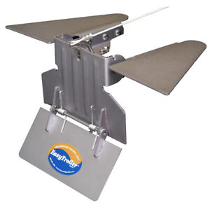 Ironwood Pacific Outdoors 016.2 Easytroller Trolling Plate Standard Fins