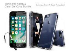 "para Nokia 3 (2017) 5.0"" Pantalla Protector cristal, transparente funda de GEL"