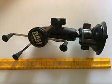 RAM RPR-271S Suction Cup & Double Socket Arm Vehicle Window Flange Mount
