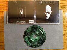 APOSTASIA - MARTYRS OF GOD 2002 1PR NEW! SAMAEL ...AND OCEANS DODHEIMSGARD PAIN