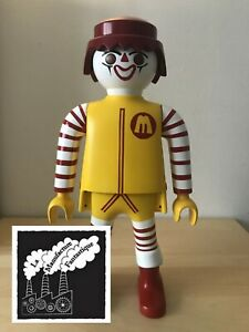 Playmobil géant XXL 65 cm Ronald McDonald