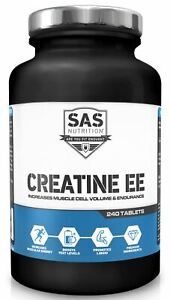 SAS Nutrition Creatine Ethyl Ester 240 Tablets