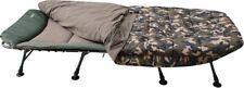 MK 8 Bein Bedchair Camo Sleeping System Angelliege Schlafsack Carp Karpfen