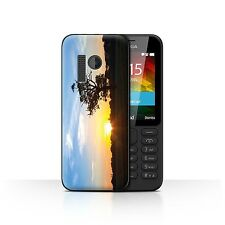 STUFF4 Phone Case for Nokia Smartphone/Sunset Scenery/Protective Cover