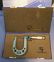Fowler 72-234-422 Extended Range Disc Brake Micrometer - NEW