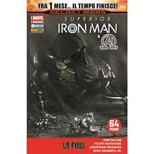SUPERIOR IRON MAN 6 - ALL NEW MARVEL NOW - IRON MAN 31 - PANINI COMICS NUOVO