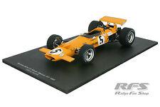 McLaren M7A Ford - Denis Hulme - Formel 1 GP Mexico 1969 - 1:18 Spark 18S116