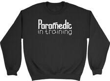 Paramedic in Training Kids Childrens Jumper Sweatshirt Boys Girls