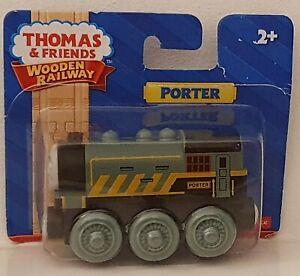 《PORTER》 THOMAS & SEINE FREUNDE HOLZEISENBAHN / THOMAS & FRIENDS Fisher-Price