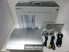 PLAYSTATION 3 (80GB) satin silver PS3 SONY from Japan game Rare Free Shipping