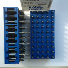 10PCS MICRO DRILL KEMMER CARBIDE CNC PCB Ø0,6mm-BOHRER;FORET;PUNTE;La BROCA-GERM