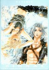 Final Fantasy 7 VII doujinshi Sephiroth x Mini Cloud Zack x Mini Cloud Signal