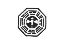 LOST ecusson logo Dharma Initiative Station Lanterne Dharma station patch