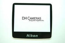 NIKON D200 LCD Display SCREEN WINDOW TFT REPAIR PART OEM + Tape adhesive
