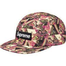 SUPREME Liberty Thorgerson Pink Camp Cap box logo garçons comme moss F/W 13