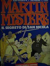 MARTIN MYSTERE ALBO GIGANTE 1 D IL SEGRETO DI SAN NICOLA ( b14)