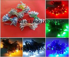 9mm Red Green Blue White 12V Led String Christmas Light Curtain LED Pixel Module