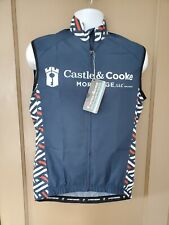 HYPERTHREADS windout Vest White & Blue Bicycle Large