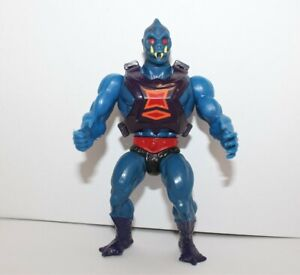"Masters Of The Universe He-Man Webstor Action Figure Toy 1981 5.5"" Mattel"