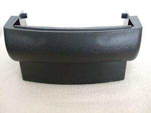 GENUINE VESPA PX 125 E DISC BLACK REAR PROTECTION / BUMPER