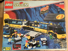 Lego Electric Train Set 4559, With Box + Instructions, 98% Complete, Pre-owned