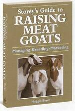 Raising Meat Goats 4535