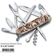 VICTORINOX HUNTSMAN DESERT CAMOUFLAGE Coltellino Multiuso 91 mm 1.3713.941