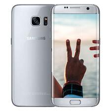 Samsung Galaxy S7 32 Go Débloqué Android Smartphone 12 MP Argenté Noir 5.1 FR