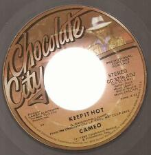 "Cameo ""Keep It Hot""  7"" Vinyl Northern / Modern / Funk / Soul Chocolate City"