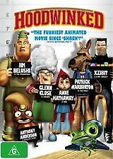 HOODWINKED - BRAND NEW & SEALED (R4) DVD (RED RIDING HOOD)