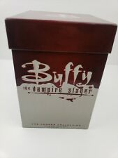 Buffy the Vampire Slayer The Chosen Collection Complete Series DVD Set