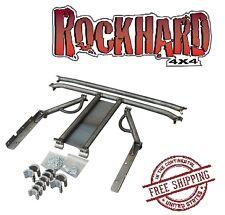 Rock Hard 4X4 Bolt In Ultimate Sport Cage 87-95 Jeep Wrangler YJ RH-1002 Bare