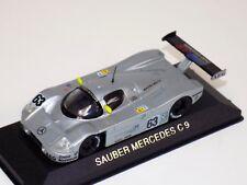 1/43 Minichamps Mercedes Benz Sauber C9 Car #63 from 1989