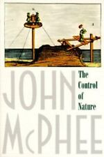 The Control of Nature McPhee, John Paperback