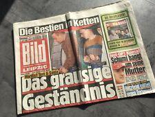 BILD Zeitung 19. April 2003 / 04. / 19.04.2003 / Michael Schumacher Schumi