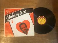Johnny Ace LP - Memorial Album - Duke DLP 71
