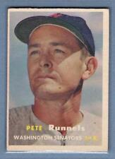 1957 Topps #64 Pete Runnels VG-EX     GO80