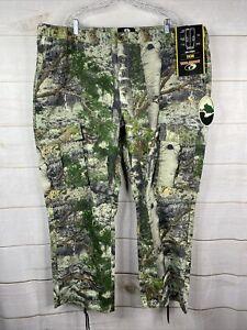 Mossy Oak Mountain Country Camouflage Cargo Pants Mens Size 48/50 XXXL NWT