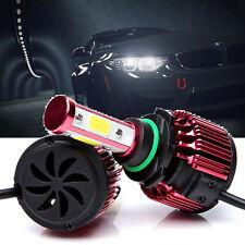 9006 100W Car LED Globes Headlight Low or Fog Beam HB4 9012 6000K 40000LM Bulb