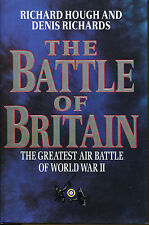 The Battle of Britain: The Greatest Air Battle of World War II-1st US Edition/DJ