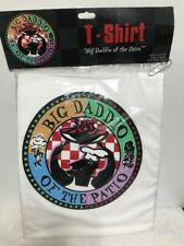 Novelty Cooking Aprons Daddio Of The Patio White Bib Chef Aprons
